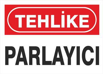 TEHLİKE PARLAYICI-34